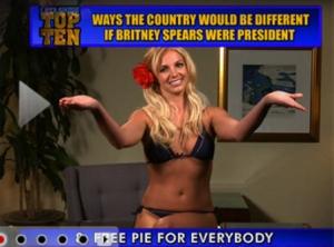 Britney-en-bikini