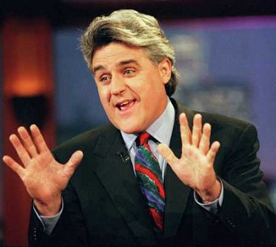 Jay Leno y sus coches , tela - ForoCoches