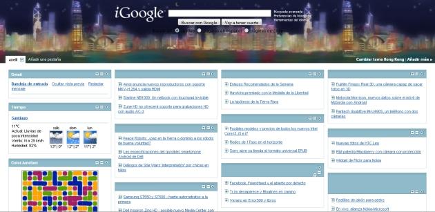 Mi-iGoogle