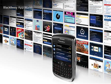 Aplicaciones para BlackBerry 8520